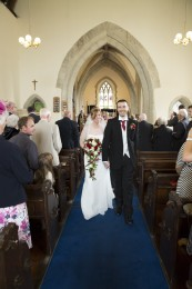Siân and Paul's wedding